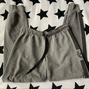 Size small joggers by PINK ❤️like new😊